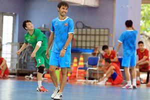 Đêm 15-5, futsal Việt Nam sang UAE săn vé World Cup
