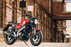 Mô tô Yamaha XSR chính thức ra mắt với giá gần 150 triệu đồng