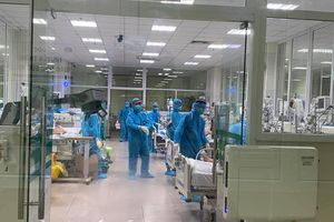 17 bệnh nhân COVID-19 rất nặng, 1 ca tiên lượng tử vong