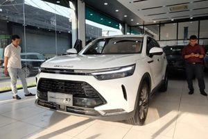 Ô tô Trung Quốc liên tiếp 'mất dấu' tại thị trường Việt