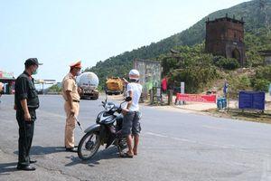 Thừa Thiên - Huế không cấm người đến, về từ Đà Nẵng