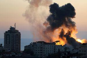 Israel tấn công suốt ngày đêm, nhắm vào đường hầm của Hamas