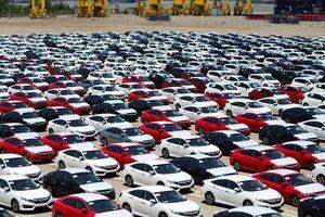 Ôtô Trung Quốc nhập vào Việt Nam tăng 480%