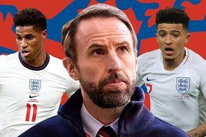Tuyển Anh khủng hoảng thừa ngôi sao ở EURO 2020