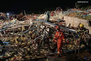 Lốc xoáy ở Trung Quốc khiến 7 người chết
