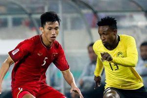 Dàn sao nhập tịch và gốc Malaysia chuẩn bị đấu tuyển Việt Nam