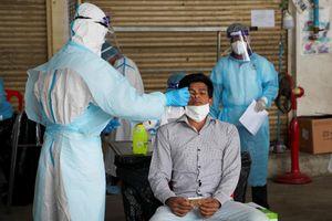 Ba tháng dịch bùng nghiêm trọng nhất ở Campuchia