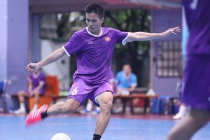 Tuyển futsal Việt Nam chốt danh sách đi UAE dự play-off World Cup
