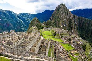 Bí ẩn thành phố cổ nằm giữa dãy Andes