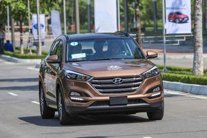 Triệu hồi 23.587 chiếc Hyundai Tucson tại Việt Nam vì lỗi hệ thống ABS