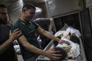Đợt tấn công dữ dội nhất của Israel giết chết 10 người ở Dải Gaza