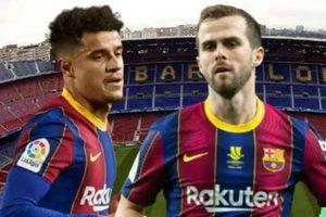 14 cầu thủ có thể bị Barca thanh lý hợp đồng