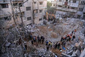 Vừa không kích, Israel và Hamas vừa 'đánh tiếng' đàm phán