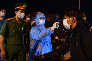 Huế điều chỉnh thông tin 'không tiếp nhận người đến từ Đà Nẵng'