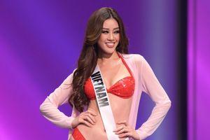 Khánh Vân tiết lộ hậu trường Hoa hậu Hoàn vũ