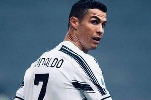 Ronaldo ghi bàn giúp Juventus trở lại nhóm dự Champions League