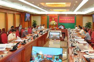 Nhiều cán bộ bị kỷ luật sau kỳ họp thứ ba của Ủy ban Kiểm tra Trung ương