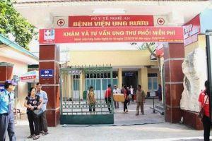 Nghệ An: Phong tỏa khoa Hồi sức cấp cứu của Bệnh viện Ung bướu do F1 tử vong