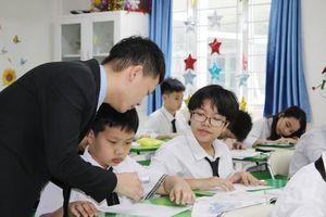 Không gây quá tải cho giáo viên trong việc ghi hồ sơ học sinh