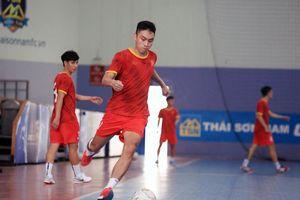 Tối nay ĐT Futsal Việt Nam lên đường sang UAE