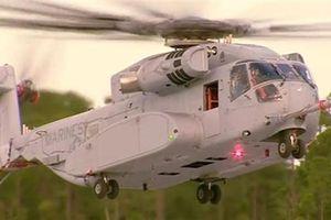 Siêu trực thăng vận tải Mỹ được trang bị AI