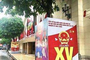 Hà Nội bảo đảm an toàn tuyệt đối cho ngày bầu cử