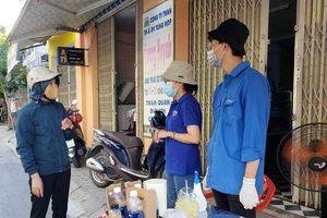 Hơn 6.000 đoàn viên, thanh niên tình nguyện phòng, chống dịch