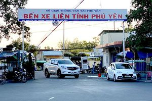 Phú Yên dừng vận chuyển hành khách đến và đi từ Đà Nẵng