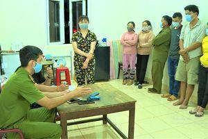 Triệt phá đường dây ghi số đề quy mô lớn ở Đắk Lắk