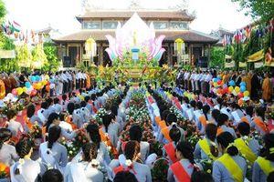Đề nghị Phật tử mừng Phật đản bằng hình thức trực tuyến