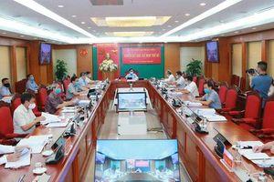 Ủy ban Kiểm tra Trung ương kỷ luật nhiều cán bộ lãnh đạo