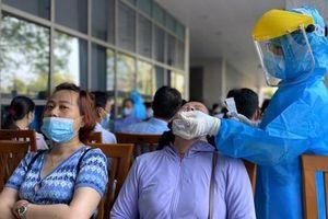 Giám đốc Sở Tư pháp TP Đà Nẵng dương tính với SARS-CoV-2