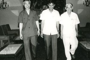 Nhà ngoại giao tài ba Nguyễn Cơ Thạch