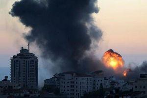 Syria bắn ba tên lửa vào Israel