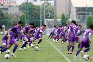 HLV Park Hang-seo đón tin vui với sự trở lại của Văn Hậu và Văn Xuân