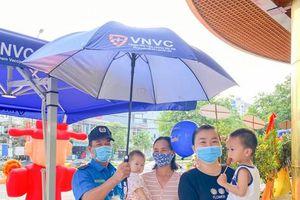 Trung tâm tiêm chủng VNVC Quảng Bình chính thức đi vào hoạt động