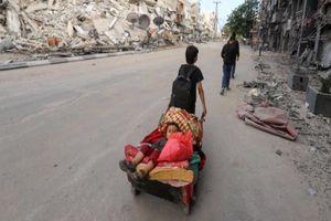 Cuộc sống của người dân ở Gaza giữa xung đột Israel - Palestine