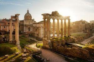 Lộ 'bảo bối' giúp kiến trúc đế chế La Mã trường tồn thời gian