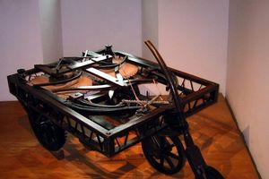 Kỳ thú lịch sử 6 thế kỷ của những chiếc ô tô