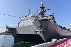Nhật Bản nghiên cứu thiết kế đa thân cho 2 tàu Aegis mới