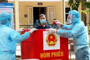 An ninh, an toàn cho ngày bầu cử là nhiệm vụ hàng đầu