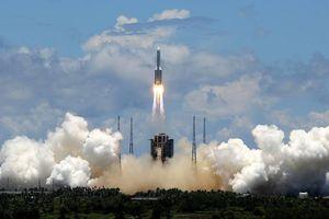 Tàu thăm dò của Trung Quốc hạ cánh thành công lên Sao Hỏa