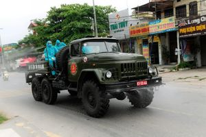 Hà Nội: Thiết lập vùng cách ly y tế 'ổ dịch' tại xã Tô Hiệu
