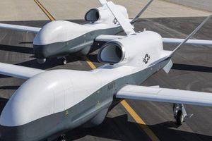 Mỹ lần đầu tiên triển khai UAV trinh sát không người lái MQ-4C Triton đến Nhật Bản