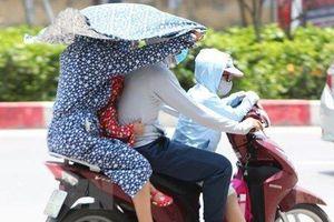 Dự báo thời tiết 10 ngày tới (đêm 15-25/5): Cả nước ngày nắng nóng gay gắt, tối mưa rào và dông vài nơi