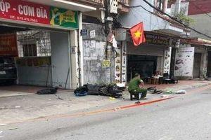 Ô tô truy đuổi, tông thẳng vào xe máy khiến 2 người tử vong ở Hải Phòng