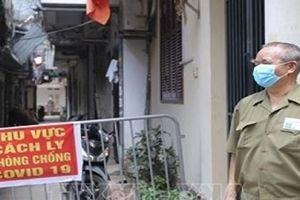 Hà Nội: Khẩn trương kiện toàn mô hình tổ chức và biên chế các đội dân phòng tại các thôn, tổ dân phố