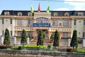 Bắc Giang đã cung cấp tài liệu liên quan Công ty Tân Thịnh cho công an