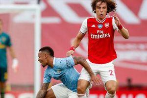 Arsenal chia tay trung vệ kỳ cựu David Luiz