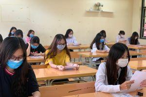 Hà Nội có khoảng 111.000 học sinh dự xét tốt nghiệp trung học cơ sở